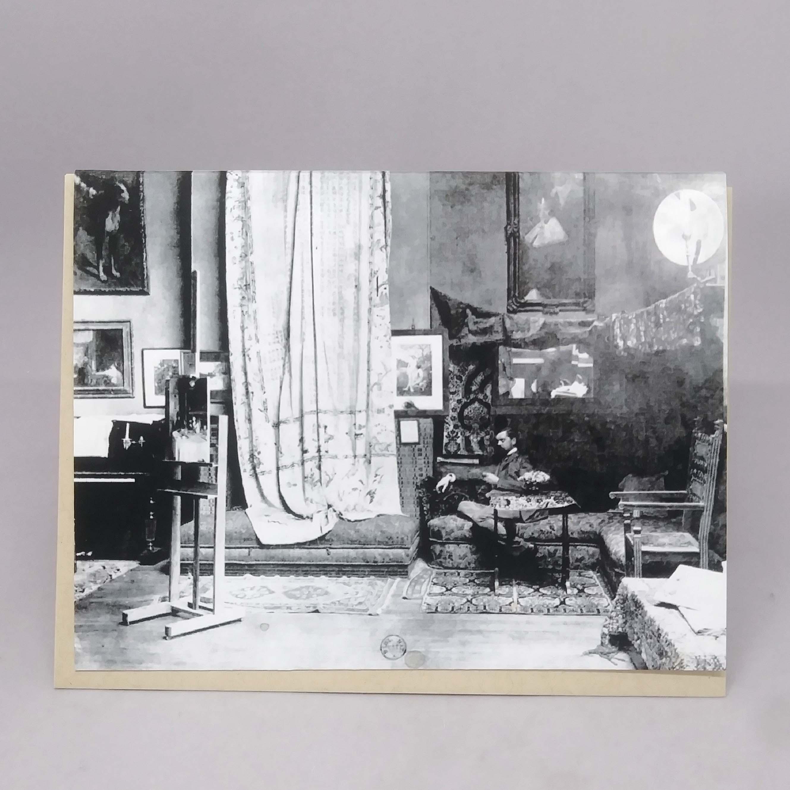 Studio Portrait - John Singer Sargent