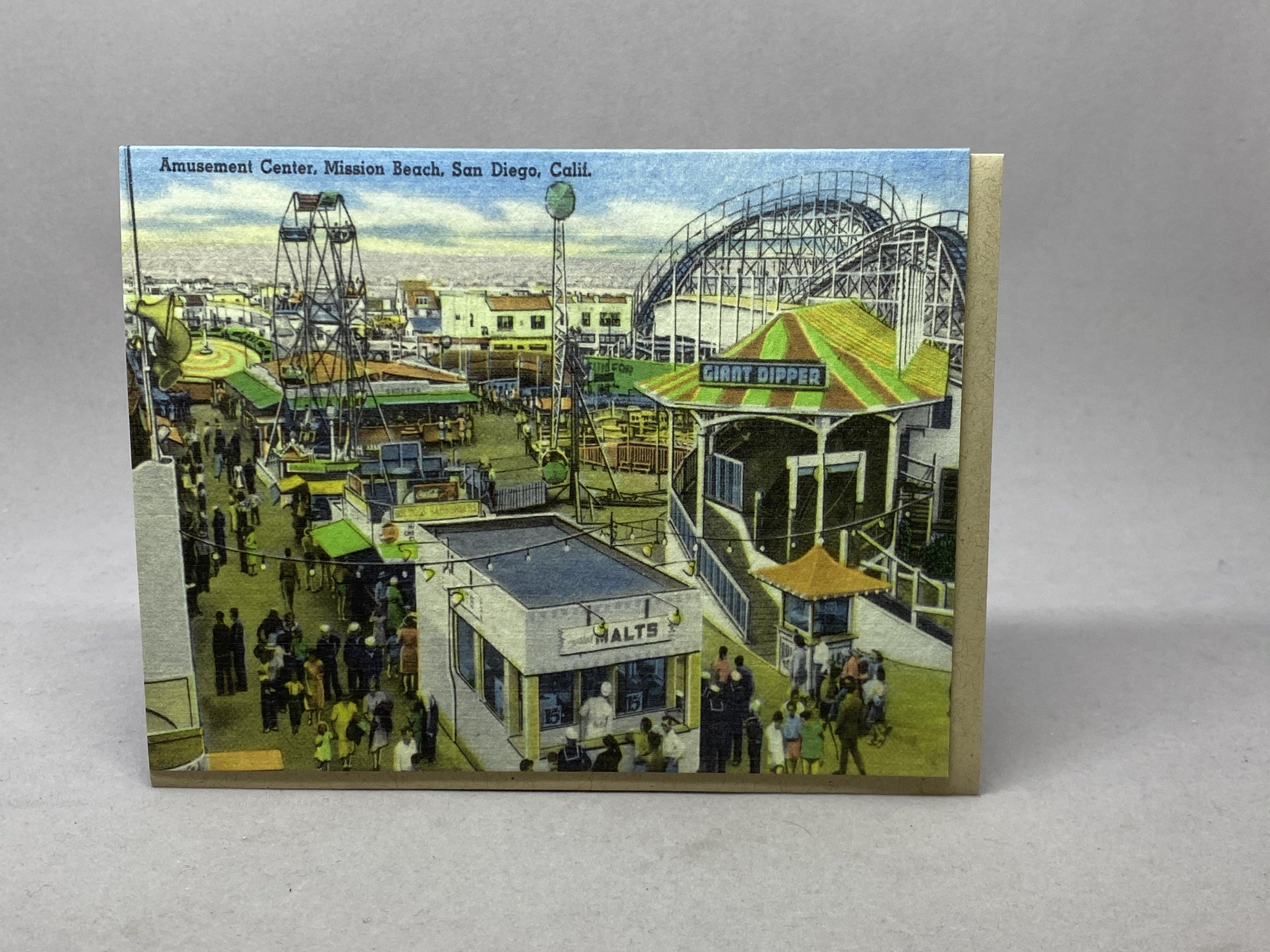 Vintage Amusement Park, San Diego, CA