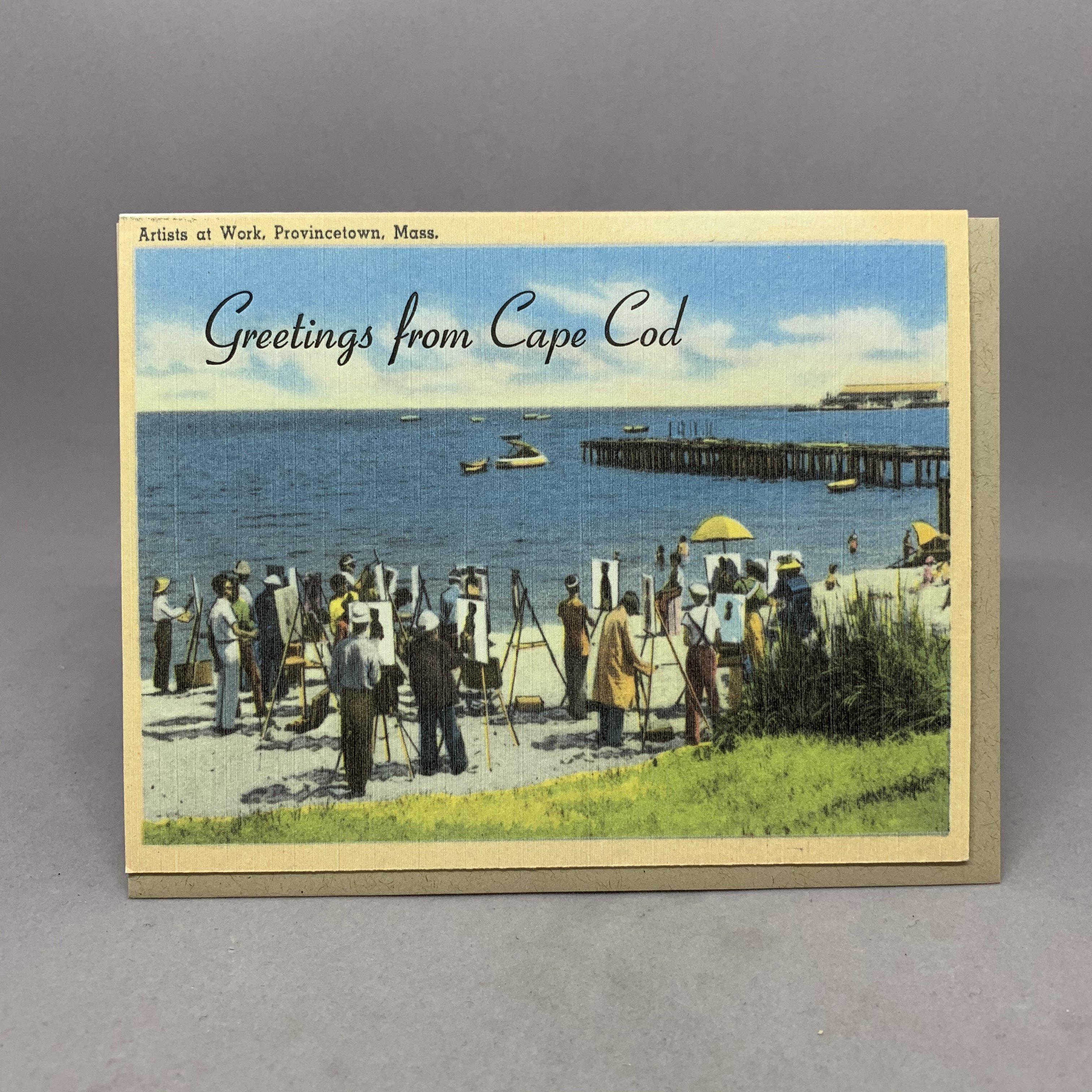 Vintage Provincetown Cape Cod Painters