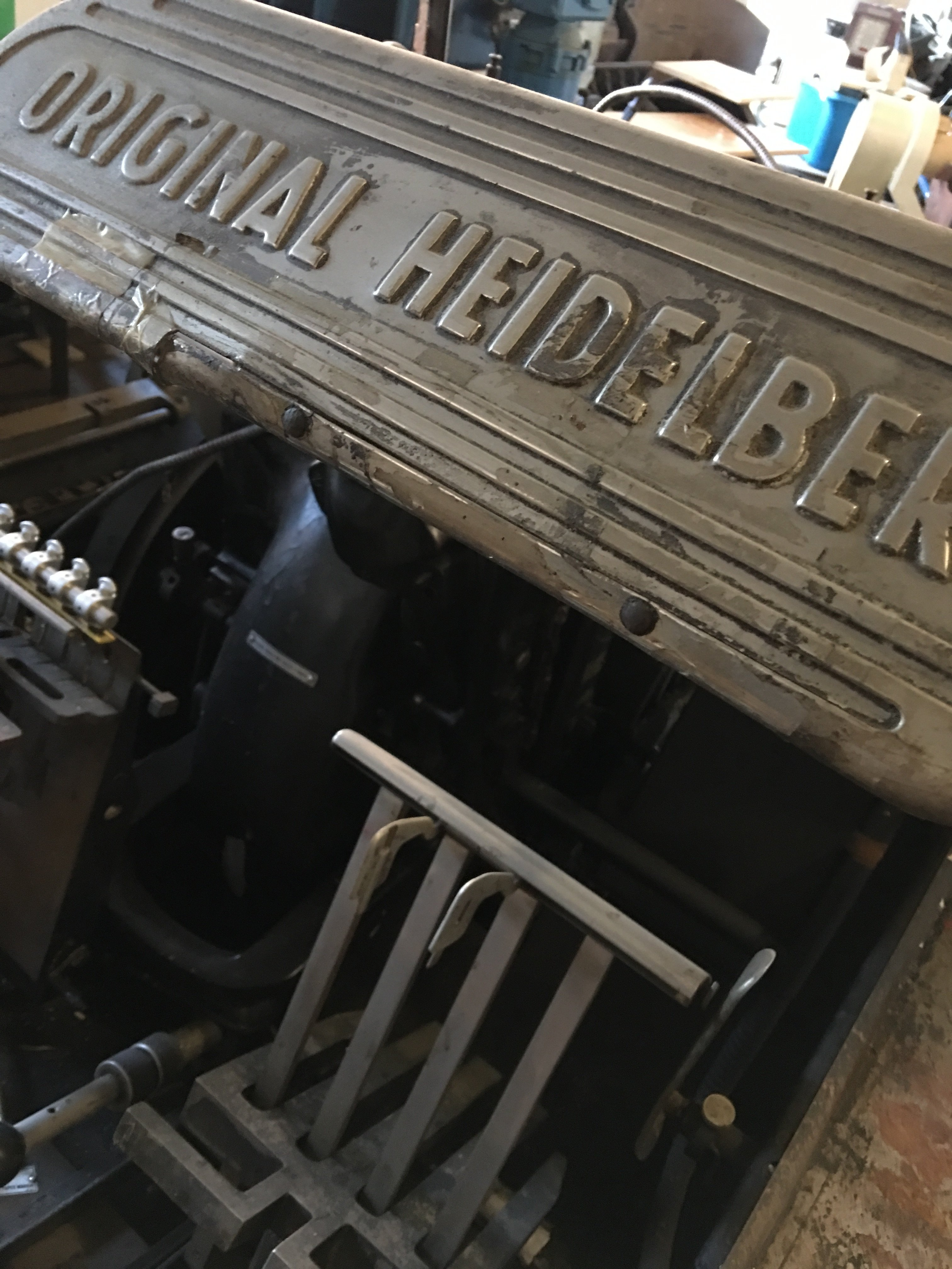 Tilting at Windmills…How to find, buy, move, and restore a Heidelberg Windmill
