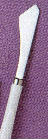 BOB ROSS PAINTING KNIFE NUMBER 5 DETAIL CARDED