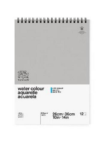CLASSIC WATERCOLOR PAD WIRE BOUND 140LB COLD PRESS 10X14