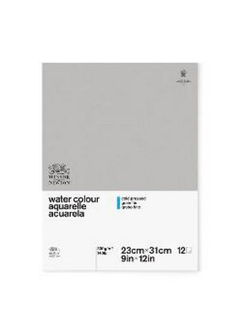 CLASSIC WATERCOLOR PAD 140LB COLD PRESS 9X12
