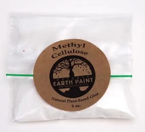 Methyl Cellulose Natural Plant-Based Glue - 3 OZ