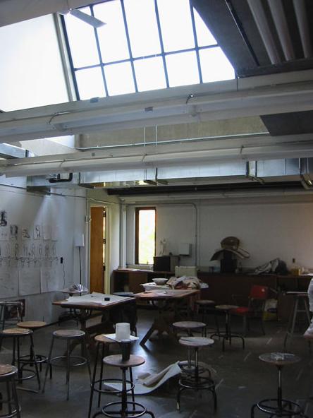 Mount Holyoke College - ARTST-120FR Drawing I: 'Form, Structure, and Space' - Amanda Maciuba - Class Kit