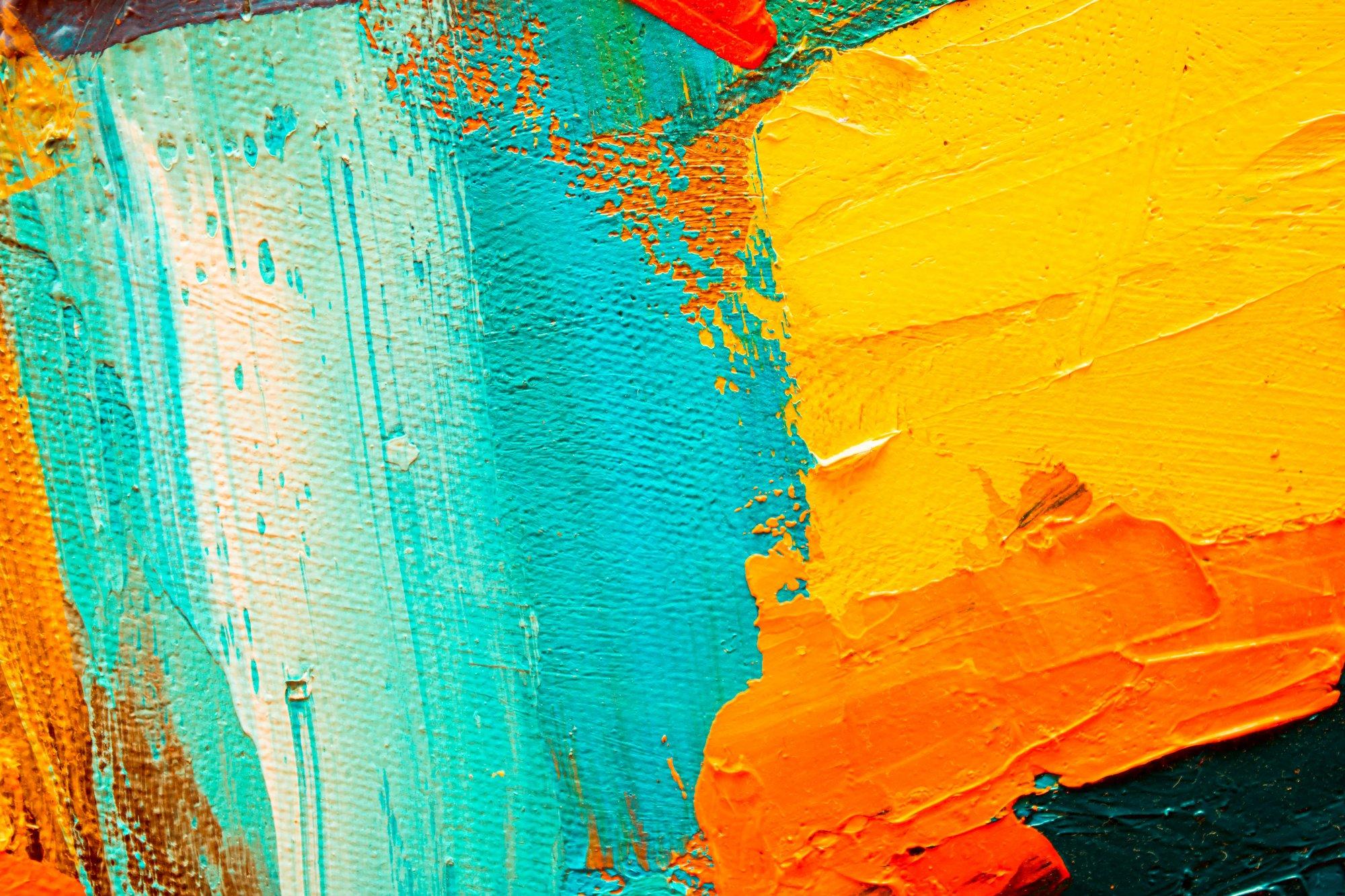 Mount Holyoke College ARTST-280GP-01 Generative Painting. Additional Materials Kit