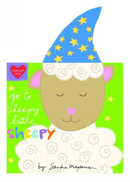 Huggable and Loveable Soft Books Go To Sleepy Little Sheepy