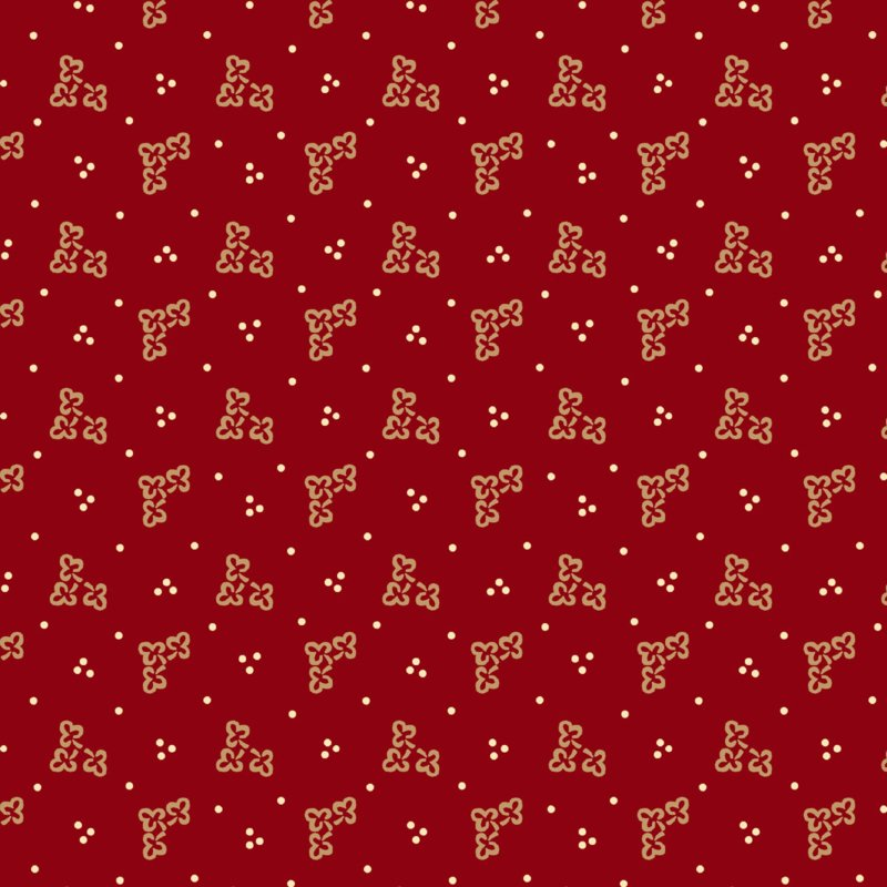 Modern Traditions 1704-01 Ruby Red