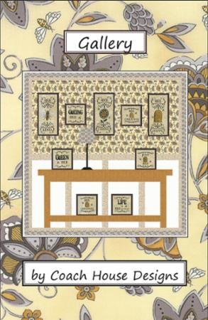 Bee Creative Gallery Quilt Kit
