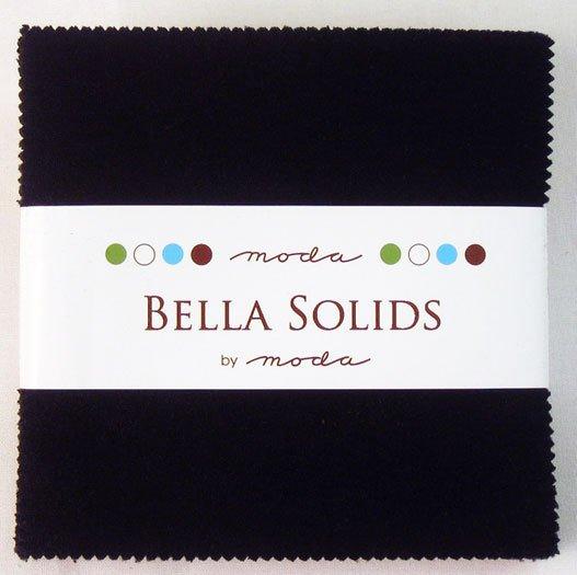 Bella Black Charm Pack