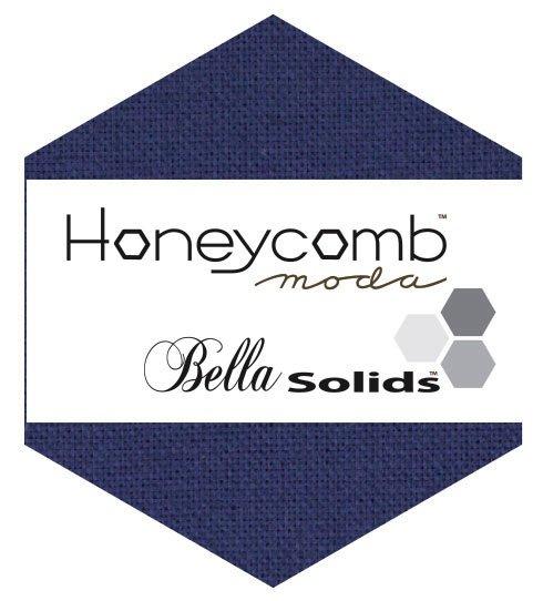 Bella Solids Honeycomb 9900HC 48 Admiral's Blue