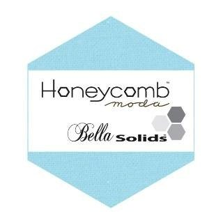 Bella Solids Honeycomb 9900HC 85 Rob Egg Blue