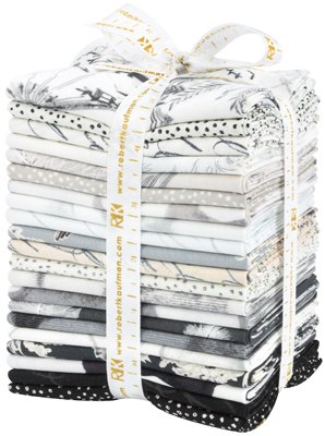 Black and White Collection 2 - Fat Quarter Bundle
