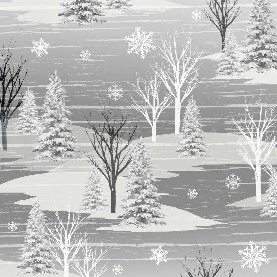 Frosty Folks Flannel F6742-90