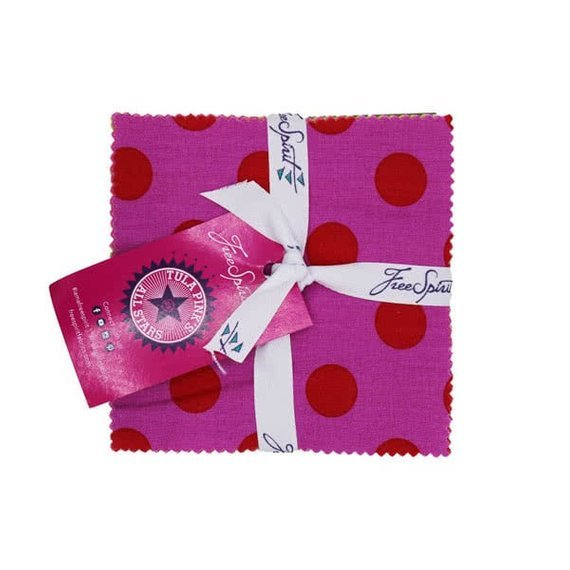 Tula Pink All Stars 5 Squares