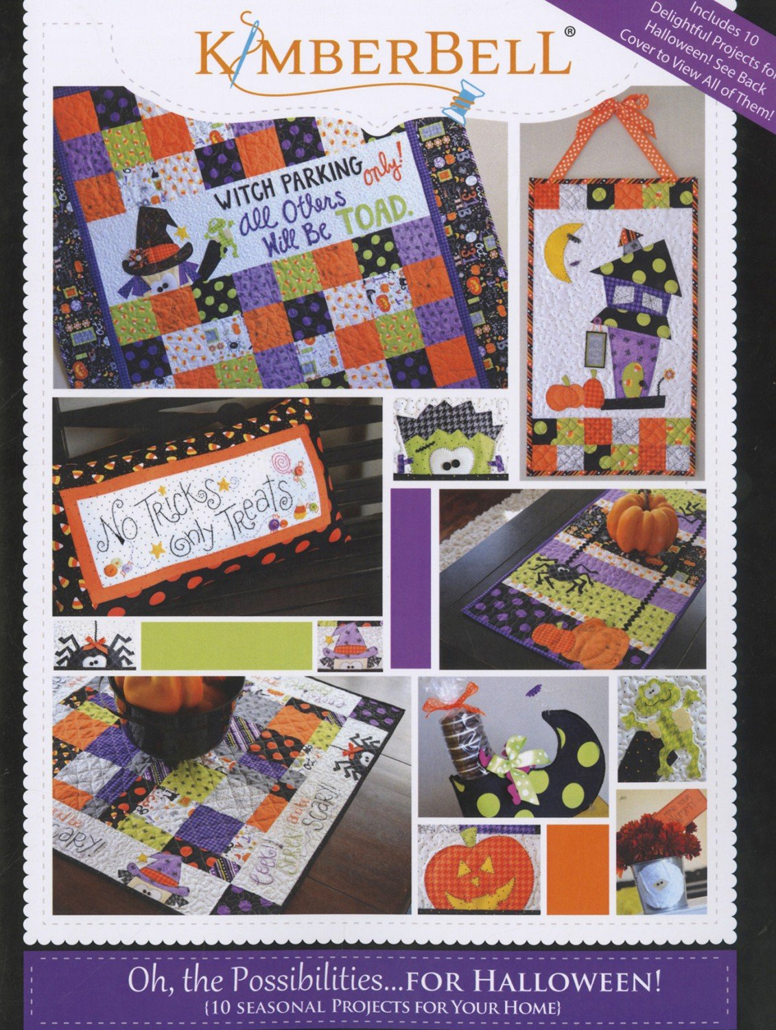 Oh the Possibilities for Halloween - Softcover