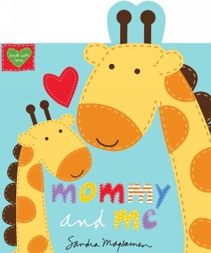 Huggable and Loveable Soft Books Mommy and Me 3363P-1