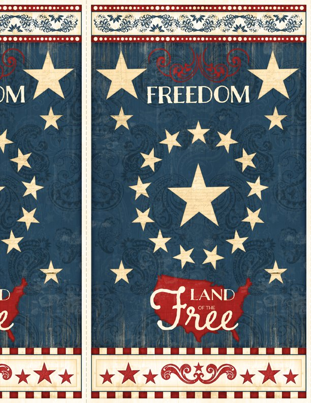 Colors of Freedom 82462 413 Panel