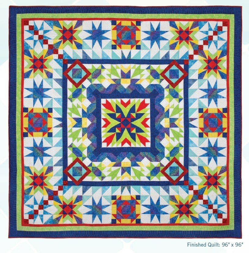 Accuquilt Beyond the Qube Block of the Month Registration