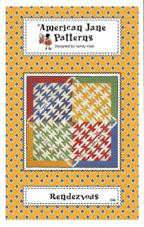 Rendezvous Quilt Kit