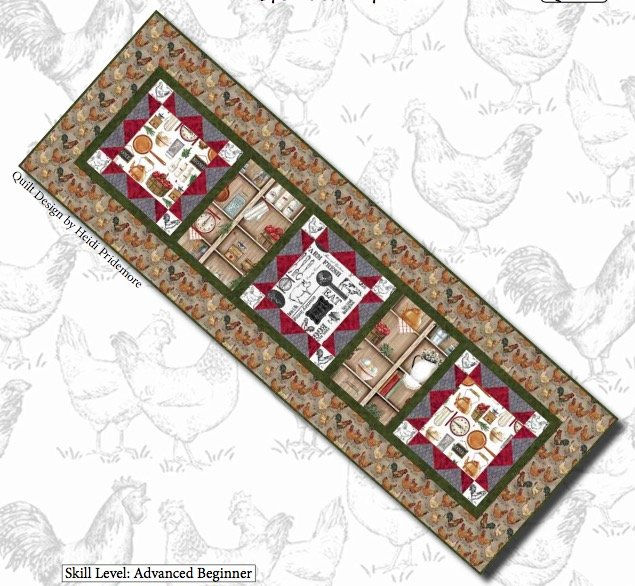 Farm to Table Table Runner