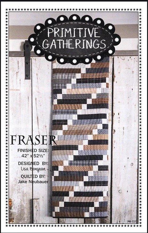 Fraser Quilt Kit
