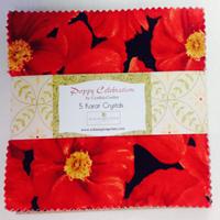 Poppy Celebration 5 Karat Mini Crystals Q503 398 503