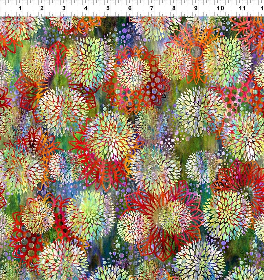 Floragraphix V - Chrysanthemum - Multi