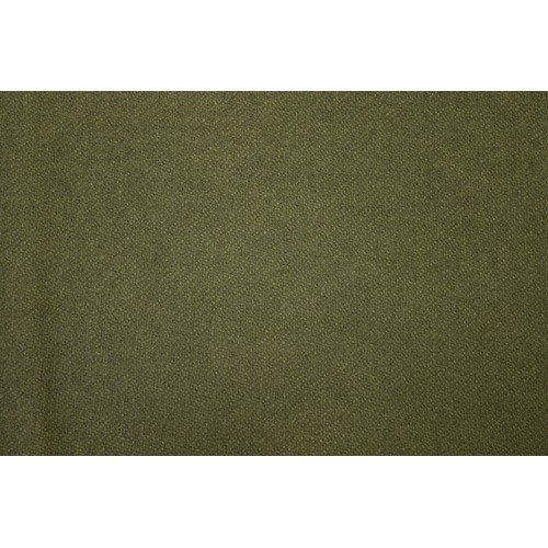 Hand Dyed Wool - Army Blanket Green