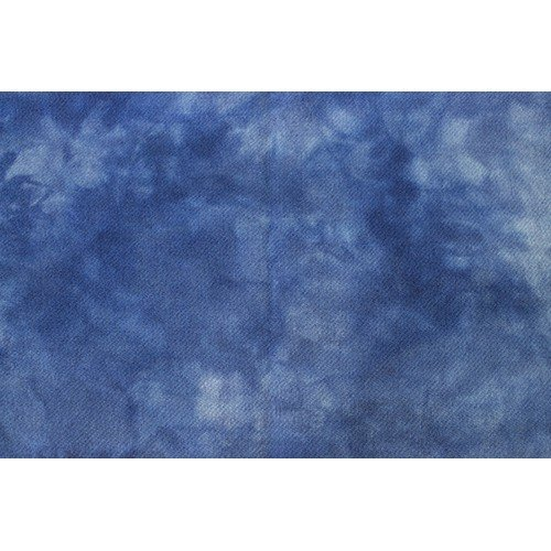 Hand Dyed Wool - Blue