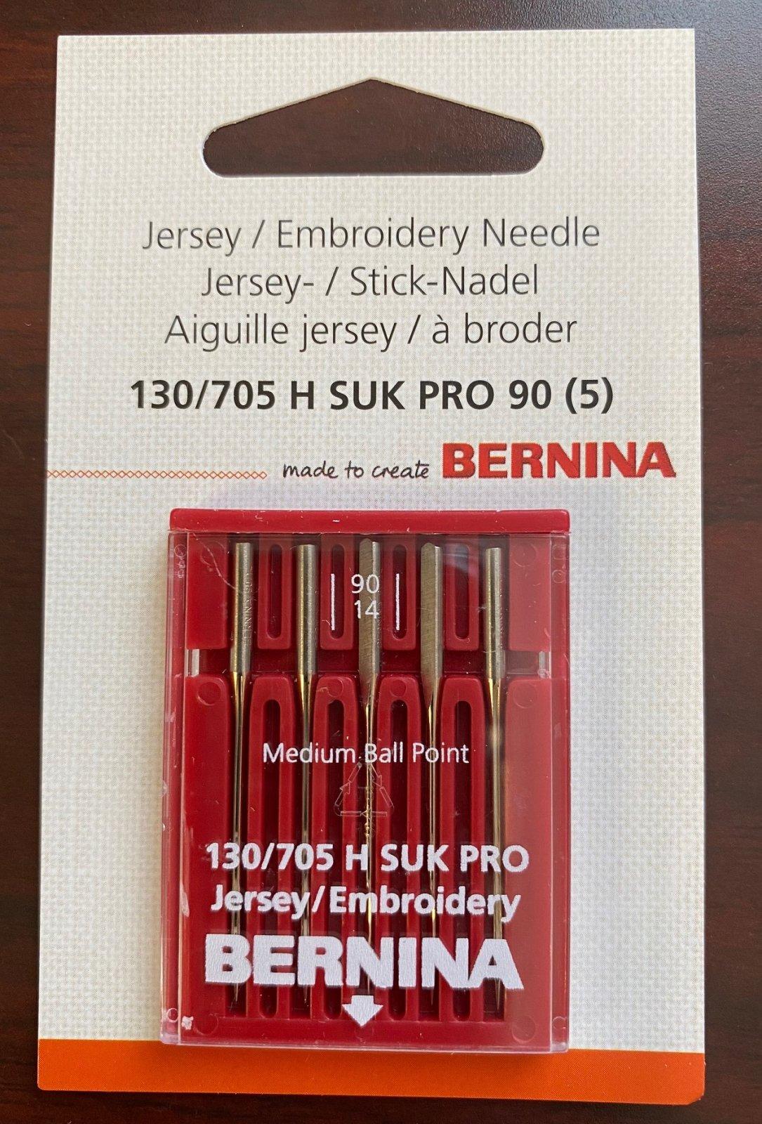 Bernina Needle 130/705 H SUK PRO 90 (5)