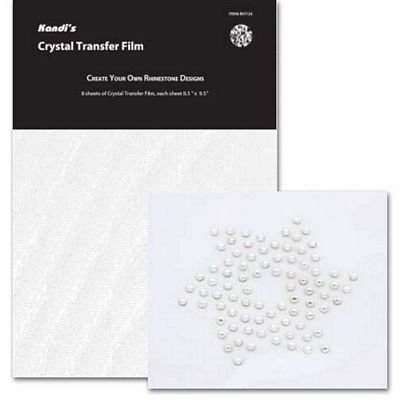 Crystal Transfer Film
