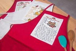 OESD Dessert Recipe Towels CD