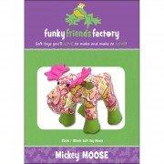 Mickey Moose Pattern