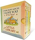 Guess How Much I Love You Little Library set