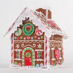 OESD Freestanding Gingerbread House CD