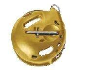 Gold High Tension Bobbin Case 4,5 & 7 Series