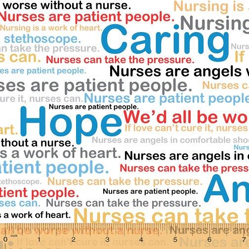 Calling All Nurses - Words