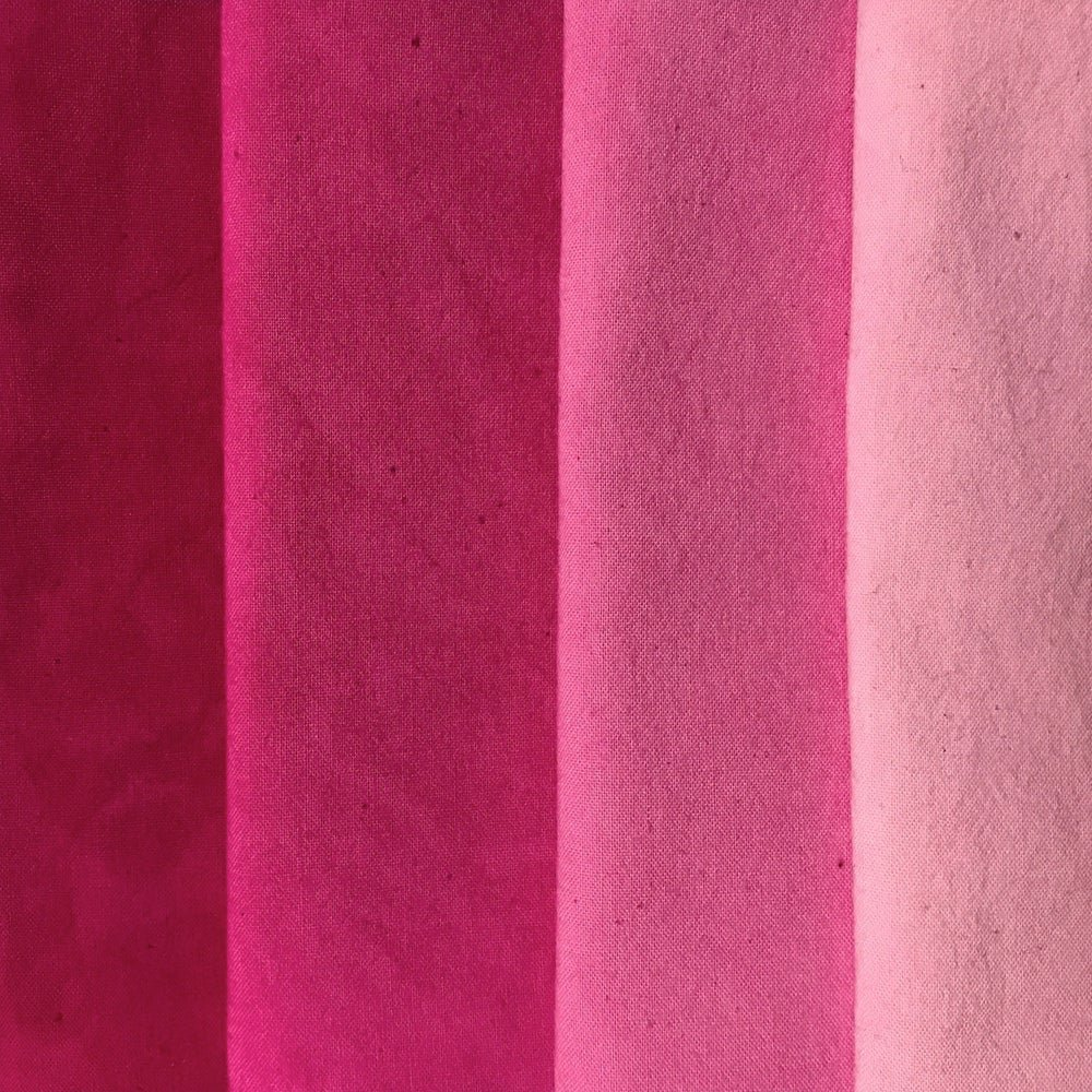 Cherrywood 4 Fat Quarters Pink Medley