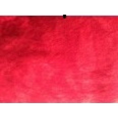 Hand Dyed Wool - Hot Red