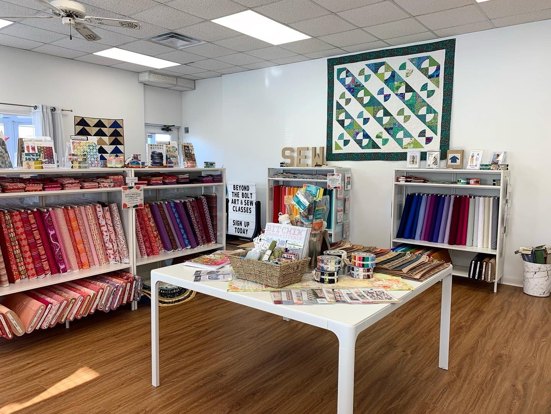 Shop Beyond The Bolt Bristol Ri