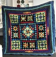Block of the Month - Black Jewels