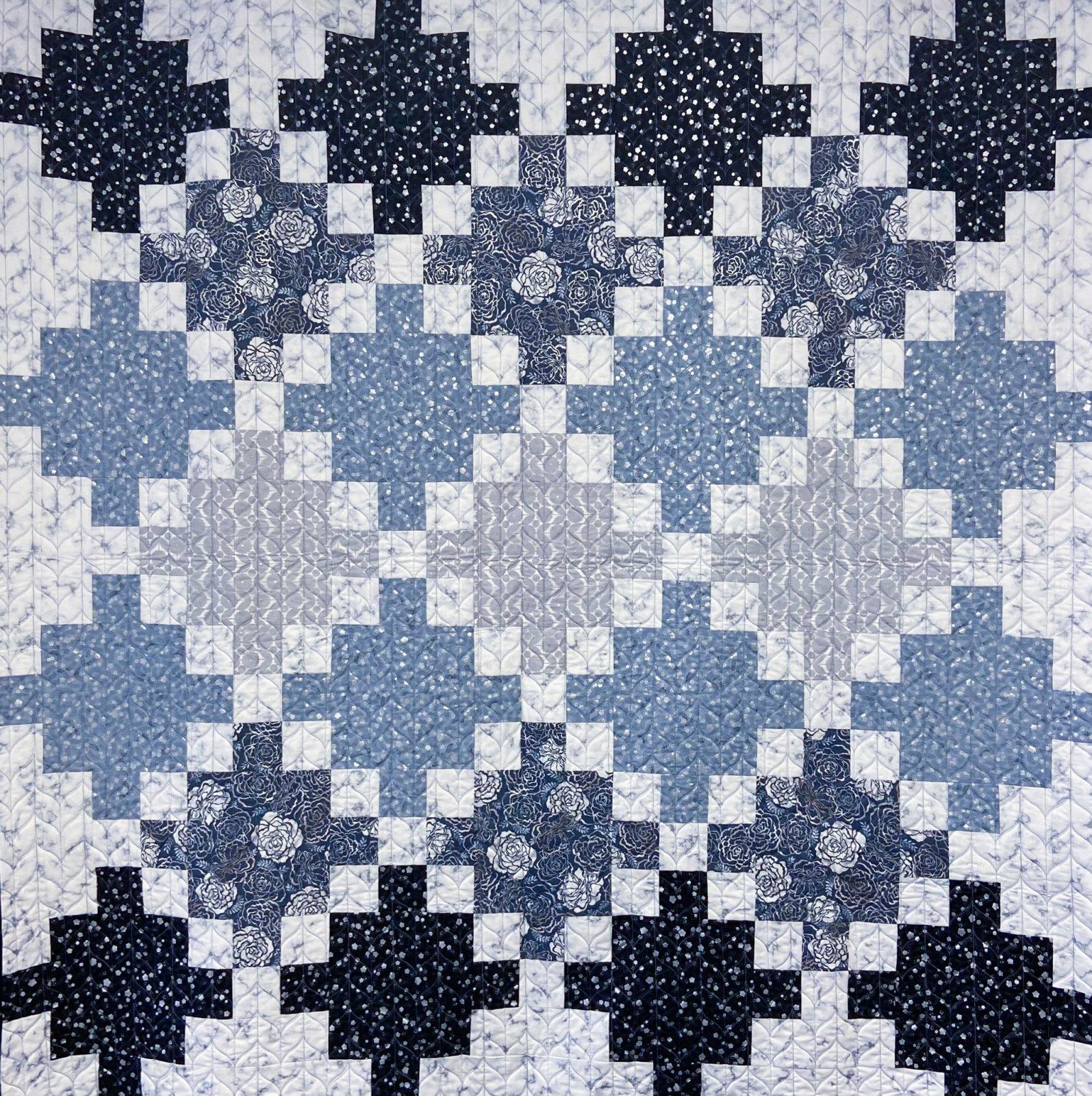 Celtic Crossing Quilt Kit