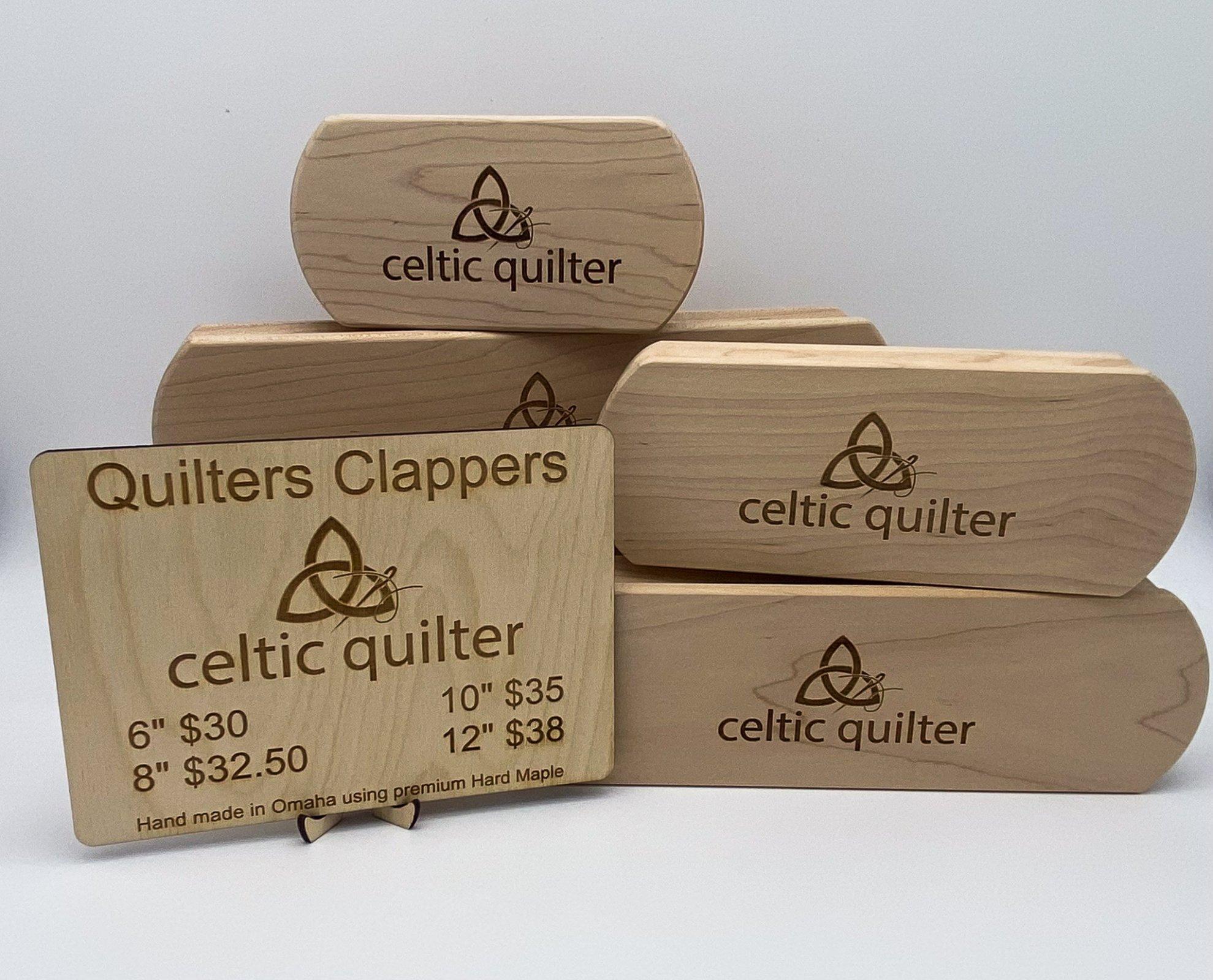 CQ Clapper  8 inch