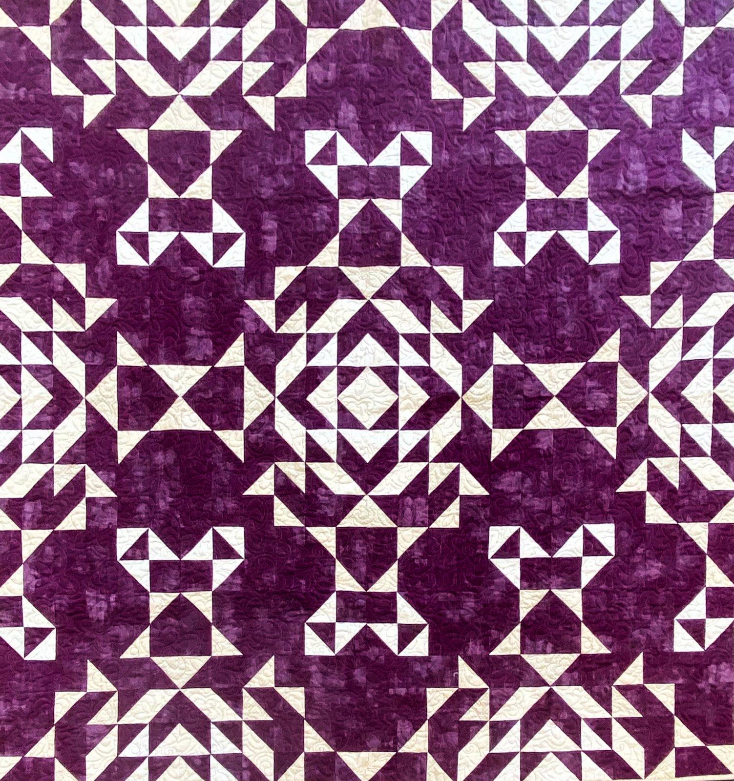 Vintage Lace Quilt Kit