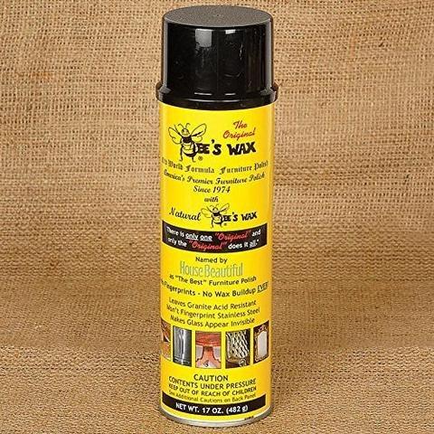 The Original Beeswax Polish Spray 17 Oz. Can