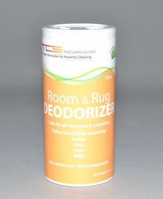 Titan Cleaning Solutions Room & Rug Deodorizer Citrus