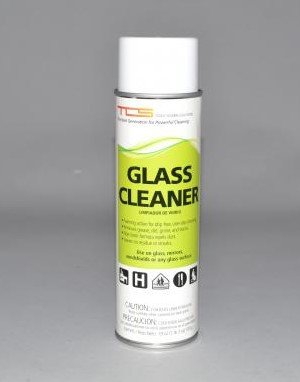 Titan Cleaning Solutions Glass Cleaner