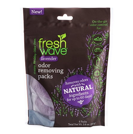 Fresh Wave odor removing packs Lavender