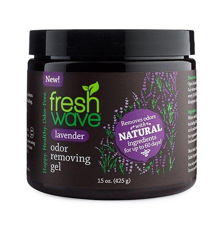 Fresh Wave odor removing gel lavender